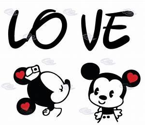 mickey y minnie love - Buscar con Google | MICKEY Y MINNIE ...