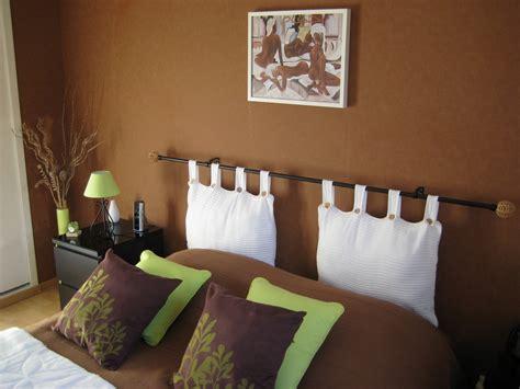 chambre vert anis déco chambre vert anis et chocolat