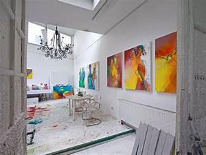 Atelier Einrichten Tipps : kunst r ume ~ Markanthonyermac.com Haus und Dekorationen