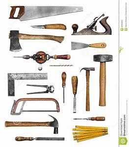 94 Outil De Bricolage : vieux outils de bricolage de charpentier image stock ~ Dailycaller-alerts.com Idées de Décoration