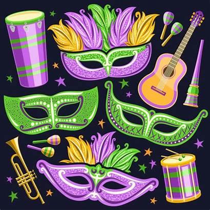 Carnival Brazil Vector Brazilian Clip Illustration Culture