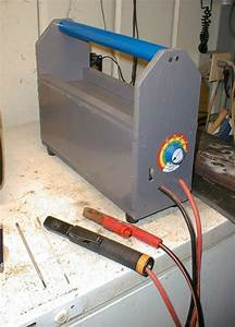 Homebuilt Arc Welder  U2013 Dan U0026 39 S Workshop Blog