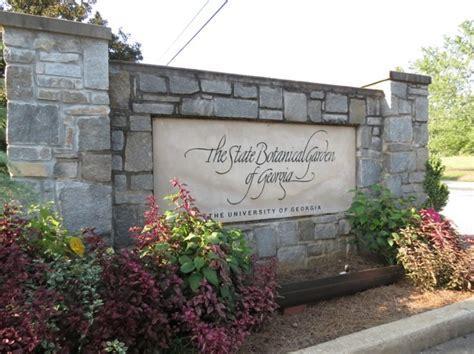 State Botanical Garden by Trellis April Celebrations State Botanical Garden Tour