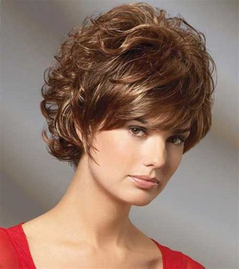 Short Curly Hairstyles Beautiful Hairstyles