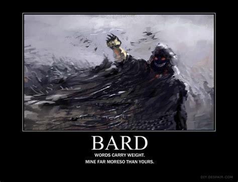 D D Bard Memes - d d classes badgerfrenzy