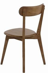 Chaise Bistrot Bois : chaise bistrot en bois d 39 orme lot de 2 chaises bistrot sur ~ Teatrodelosmanantiales.com Idées de Décoration