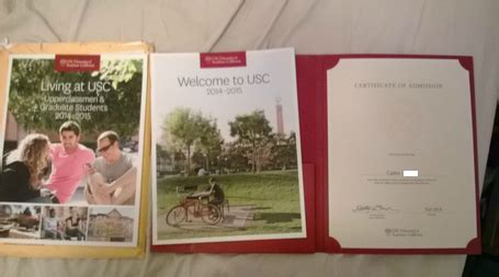 official usc  transfer thread page  college