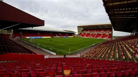 Aberdeen football stadium- for club and community | OzSeeker