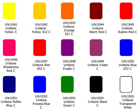 basic colors spot colours inks sheet fed offset inks 30 october