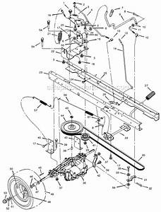 Murray 405002x8a Parts List And Diagram