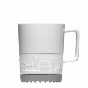 Design House Tassen : becher softpad mug mit positiv gravur ~ Frokenaadalensverden.com Haus und Dekorationen