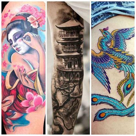Tatouage Japonais  Tout Savoir Sur Ses Symboles Et Leur