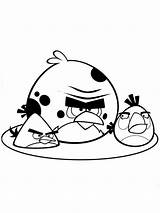 Angry Birds Coloring Slingshot Colorat Colorir Colorare Disegni Planse Cu Bird Pintar Desenhos Ausmalbilder Games Piggies Bad Orange Lumache Imprimir sketch template