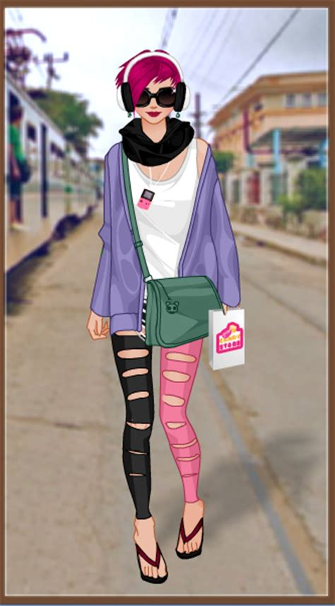 Street style dress up game by Pichichama on DeviantArt