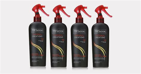 Harga Tresemme Heat Tamer Spray tresemme thermal creations heat tamer spray review 2018