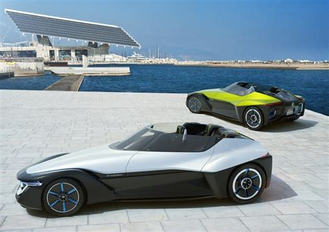 electric sports cars nissan bladeglider electric sports car puts efficiency