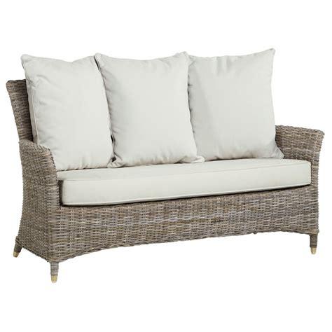 canapé avec coussin canapé névis en kooboo gris canapé rotin kok maison uk