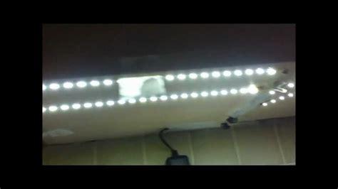 install led strip lights  kitchen cabinets