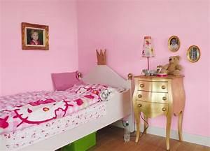 Schöner Wohnen Farbe Schlafzimmer : wandgestaltung in rosa sch ner wohnen farbe malve planungswelten ~ Sanjose-hotels-ca.com Haus und Dekorationen