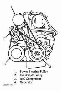 1996 Honda Odyssey Serpentine Belt Routing And Timing Belt