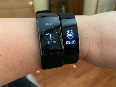 fitbit inspire hr versus fitbit charge 3 the journier