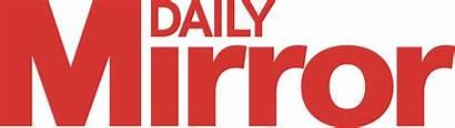 Mirror Daily Mrs Friday Mrf Monday Logos