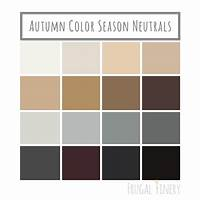 what are the neutral colors Neutral colors for the Autumn Color Season wardrobe ...