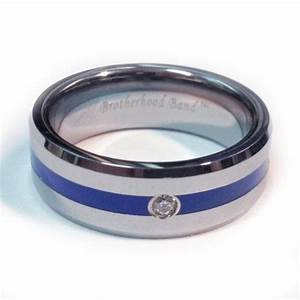 39 best thin blue line stuff images on pinterest thin With law enforcement wedding rings