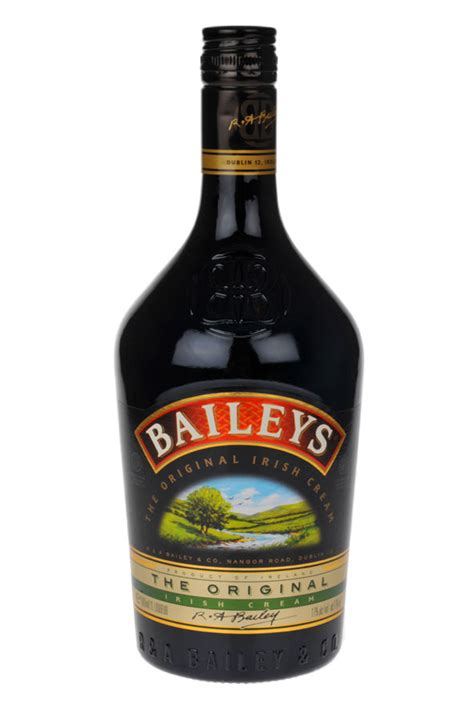 Add a shot to a cup of coffee creating a truly smooth irish coffee. Baileys - Original Irish Cream - The San Francisco Wine Trading Company