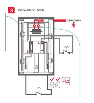 Friedland Doorbell Wiring Diagram by Where Can I Find The Wiring Diagram Of A D3230 Big Ben