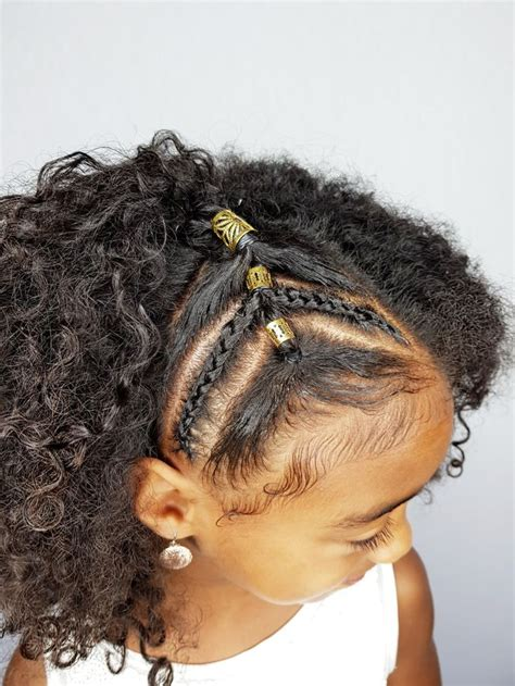 Kid Hairstyles For Curly Hair by Best 25 Curly Hairstyles Ideas On Black