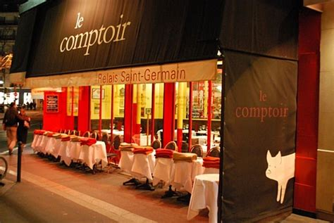 Le Comptoir Du Relais Restaurant Reservations by Best Restaurants In From Michelin To Low Budget