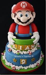Super Mario Kuchen : great super mario cake mario birthday party kuchen geburtstag torte torten ~ Frokenaadalensverden.com Haus und Dekorationen