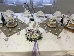Table Mariage Champetre : d coration de table pour mariage th me champ tre parme ~ Melissatoandfro.com Idées de Décoration