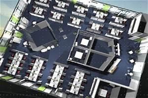 Bilder Für Büroräume : moderne b roeinrichtung gro raumb ro ~ Sanjose-hotels-ca.com Haus und Dekorationen
