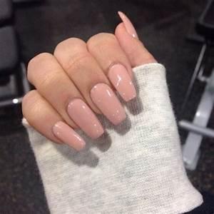 long acrylic nails   Tumblr
