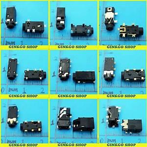 9models  45pcs  Lot 2 5mm Audio Jack  Audio Connector