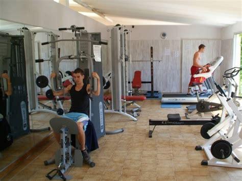 salle de musculation avec piscine location cing beau rivage louer un cing en languedoc