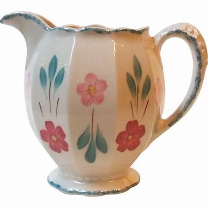 Ridge China Pottery Grace Rubylane Southern Pink