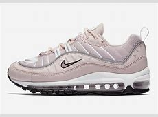 Pink Leads the Way with the Nike Air Max 98 Barely Rose