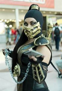 72 best images about Scorpion (#Rule63) - Cosplay Mortal ...