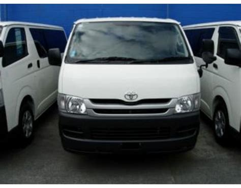 Toyota Hiace Picture by Toyota Hiace Zl Picture 7 Reviews News Specs Buy Car
