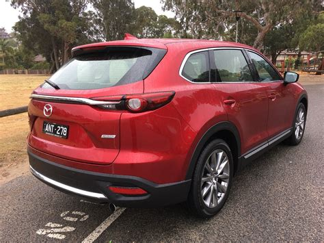 2018 Mazda Cx9 Review  Behind The Wheel