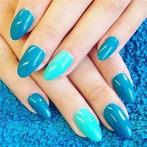 Acrylic nail designs summer mynailideas