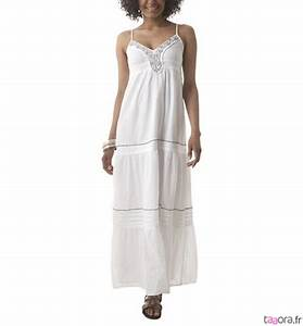Robe Blanche Longue Boheme : robes longues boheme ~ Preciouscoupons.com Idées de Décoration