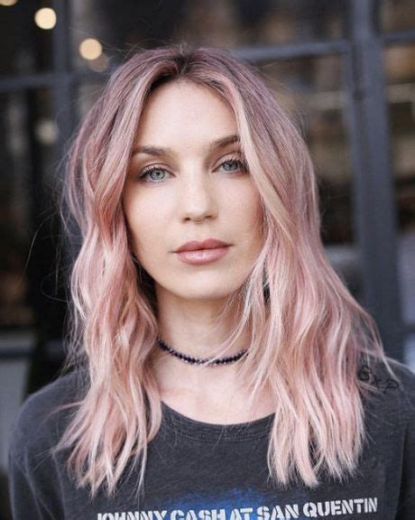 New Hair Color Trends For Hair by New Hair Trends For 2019