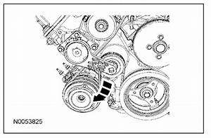 Ford V10 Serpentine Belt Diagram