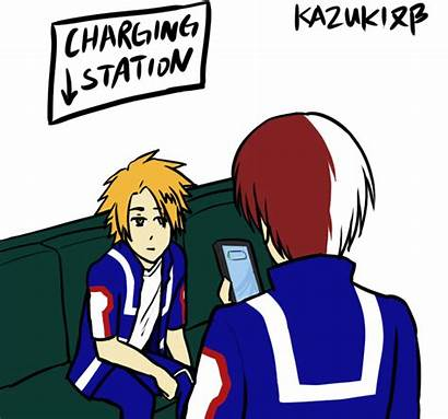 Hero Academia Kazuki