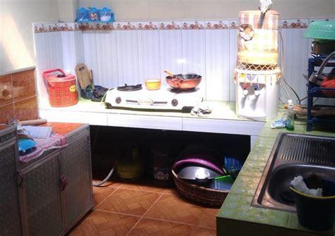 ukuran meja dapur  ideal   pembuatan meja dapur