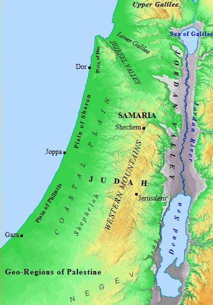 jericho map  jericho satellite image